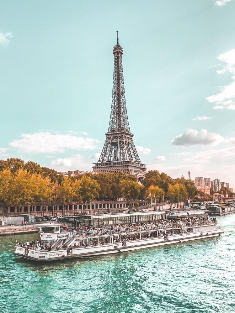 A trip to Paris